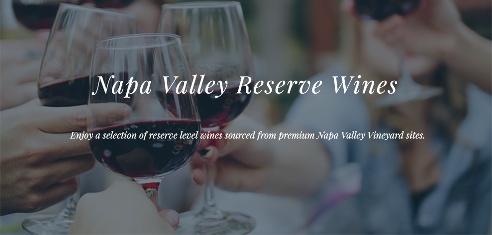Napa Valley Reserve Wines