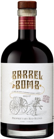 2017 Barrel Bomb Proprietary Red, California