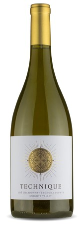 2018 Technique Knights Valley Chardonnay